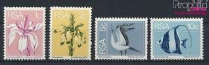 Afrique Du Sud 463a-466a Neuf Avec Gomme Original (9233600