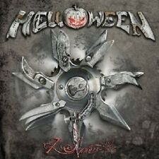 "HELLOWEEN ""7 SINNERS"" CD HEAVY METAL NEU"