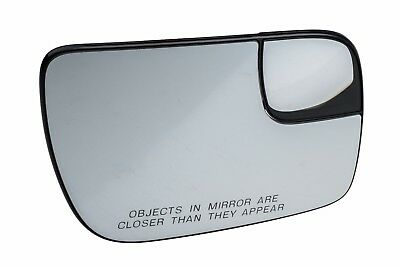 BRAND NEW MIRROR-GLASS~RIGHT PASSENGER//LEFT DRIVER SIDE~DIRECT FIT~MANUAL