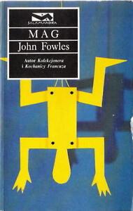 MAG John Fowles - Poznan, Polska - MAG John Fowles - Poznan, Polska