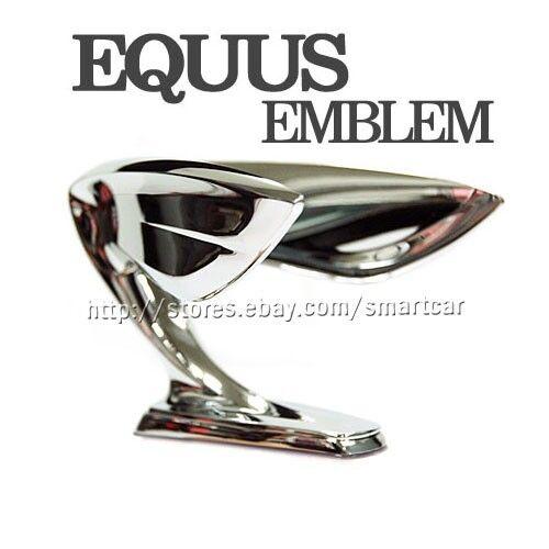 Eagle Hood Top Emblem for 2010 2011 2012 2013 2014 2015 Hyundai EQUUS Centennial