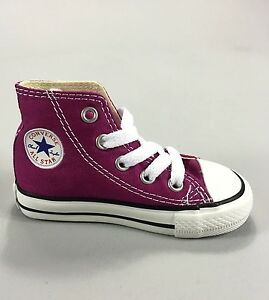 510a04256bee Image is loading Converse-Toddlers-Infants-C-T-Hi-Trainers-Pump-new-