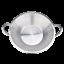 22-034-Mexican-Para-CaRnitas-Cazo-Stainless-Steel-Comal-Inoxidable-Wok-Cookware thumbnail 3
