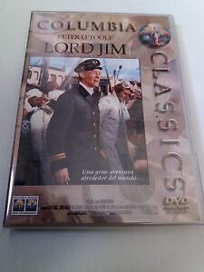 DVD-034-LORD-JIM-034-COMO-NUEVO-PETER-O-039-TOOLE-RICHARD-BROOKS-ELI-WALLACH