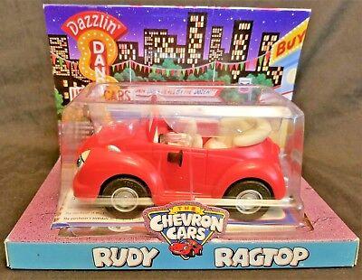 The Chevron Cars ~ RUDY RAGTOP