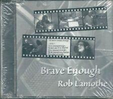 Rob Lamothe - Brave Enough CD 4 Tracks Still Factory Sealed
