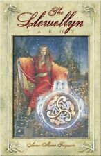 Llewellyn Tarot - Based on Rider-Waite-Smith - 78 Card Deck & 288 Page Book