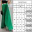 Women-039-s-Pleated-Long-Maxi-Skirt-Elastic-Waist-Evening-Cocktail-Party-Swing-Dress thumbnail 3