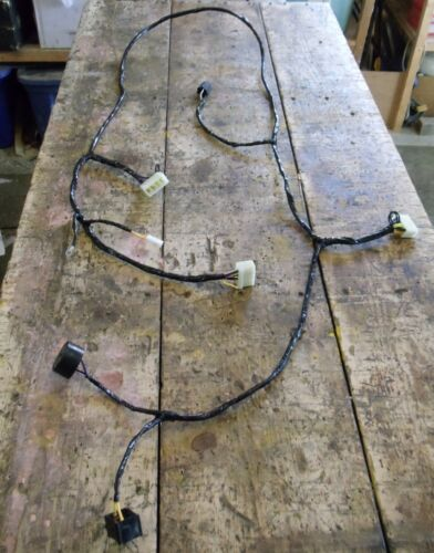 Vintage ski doo reproduction RV wiring harness F//A 1976 1977 1978
