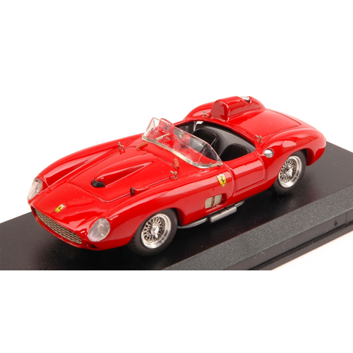 FERRARI 315 S/335 S PROVA 1957 rosso 1:43 Art Model Auto Stradali Die Cast