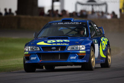 Ventilación Techo Rpg Wrc Rally De Carbón Pala Para 93 01 Subaru Impreza Wrx Sti Gc8 22b Ebay