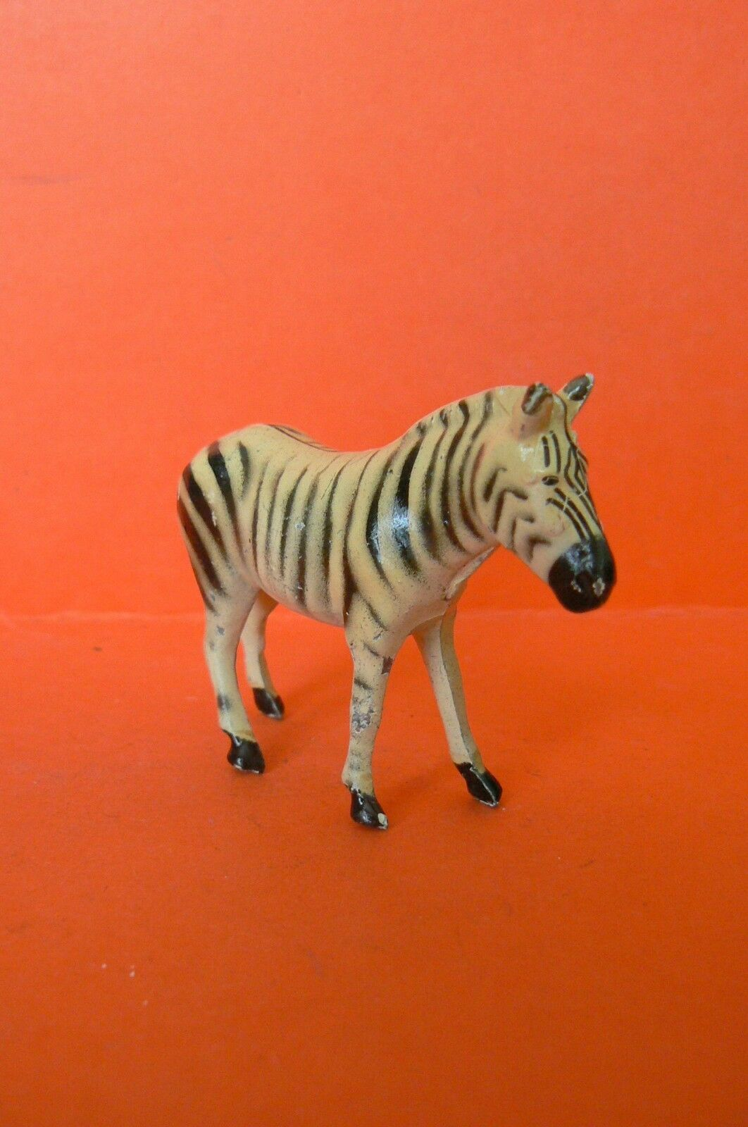 LEAD HOLLOW   BF   CIRCUS OR ANIMALS SAUVAGES   VERY NICE ZEBRA