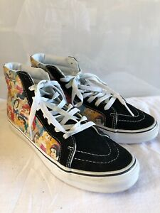 disney princess vans 9