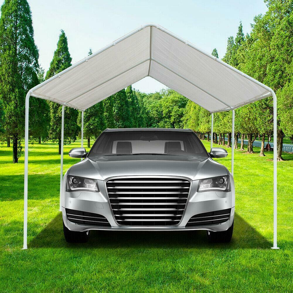 Caravan Canopy 22006200014 Caravan Canoy 10ftx20ft Mega Domain Carport For Sale Online Ebay