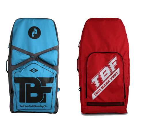 """MD Premium Double 42/"""" /& Triple 44/"""" Bodyboard Carry Bags Storage By Two Bare Feet"""