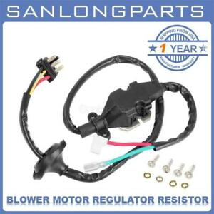 FOR-MERCEDES-W129-W124-HEATER-FAN-BLOWER-MOTOR-RESISTOR-1298213351-1298200210