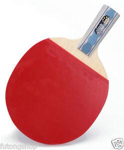 Table-Tennis-DHS-6006-Rackets-Ping-Pong-Paddle-Bat-6-Star-Pen-Hold-Short-Handle