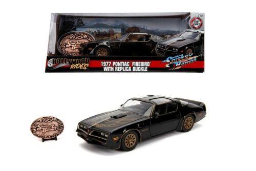 Jadatoys 253255001 Smokey/&Bandit 1977 Pontiac Firebird 1:24