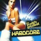 Various Artists The World's Greatest Hardcore CD 3 Discs (2007) Value