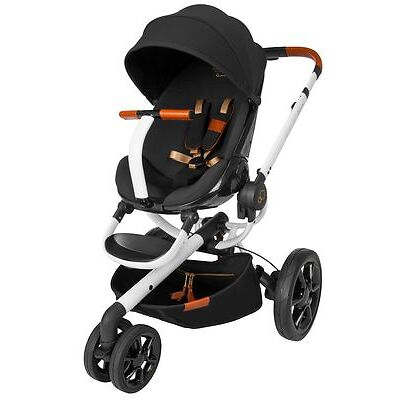 Quinny Moodd Spl Edition Rachel Zoe Single Baby Stroller  Jet Set Mood NEW
