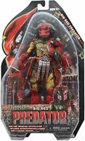 Aliens Vs Predator - Big Red Predator (series 7) Action Figure - Neca