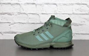 Adidas Zx Flux 5 8 tr. by9434 Scarpa da Ginnastica Alta Uomo stivali ... e097b0790b0