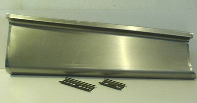 Plymouth Steel Running Board Set 37,38,39 1937,1938,1939 - Made in USA