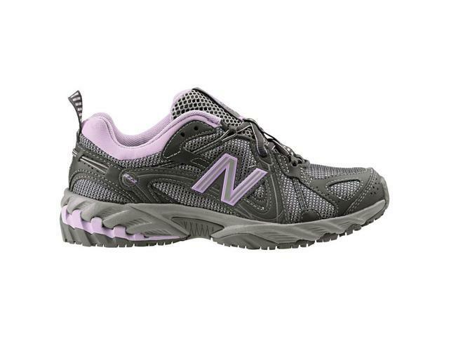 New Balance 573 SUREGRIP  Work Womens Grey Pink Sneakers SZ 5 B