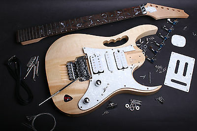 Electric Guitar Kit - JEM Style