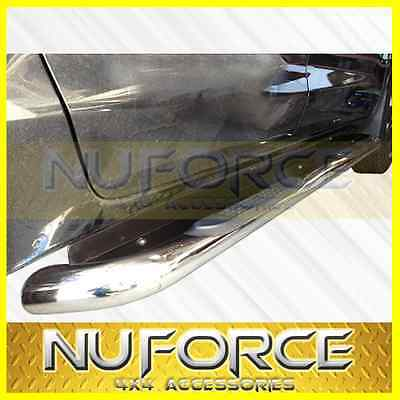 Toyota Hilux  (2005-2013) Side Steps / Running Boards