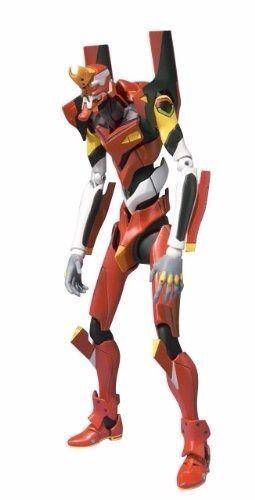 Robot Spirits Laterale Eva Rebuild Of Evangelion EVA-02 Action Figure Bandai