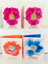 LOT of  4~Vince Camuto CIAO x 2~ CAPRI ~ AMORE~Eau de Parfum .09oz/2.6ml SAMPLES