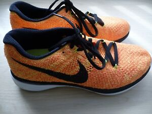 brand new 2ee17 b220e Details about Nike Flyknit Lunar 3 UK size 4