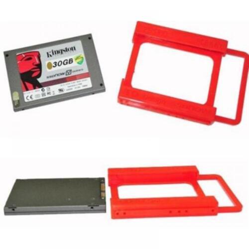 "5PCS Drive Bay Caddies SSD Hard Drive Bay 2.5/"" To3.5/"" Tray Bracket HDD Adapte Kd"