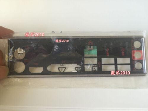 original  I//O IO Shield Blende backplate for MSI B150M BAZOOKA