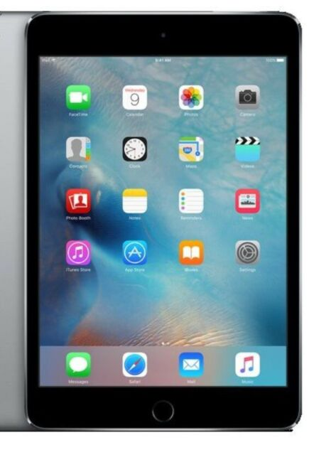 Apple iPad Air 1st Gen. 16GB, Wi-Fi + Cellular (Three), 9.7in - Space Grey
