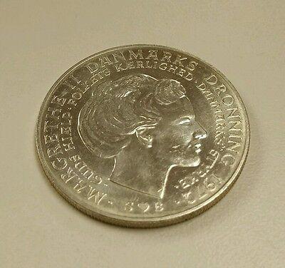 5 Krone Handelsbank 1972 Denmark 7 Coin Brilliant Uncirculated Mint Set 1 Ore