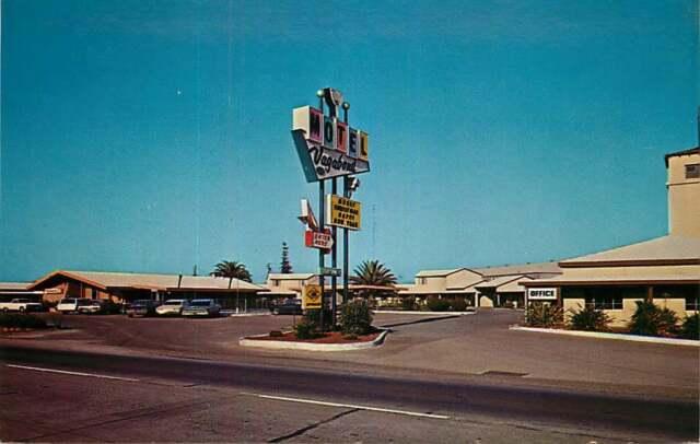 96f2dc6c71 Roadside Postcard Vagabond Motel
