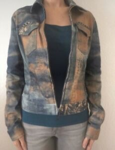 Veste jean femme cotton Taille M(38)