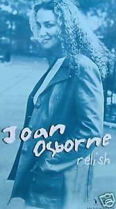 JOAN OSBORNE POSTER, RELISH (02)