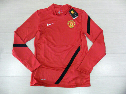 0572 NIKE MANCHESTER UNITED TG. XXL FELPA ALLENAMENTO TRAINING TOP ROONEY