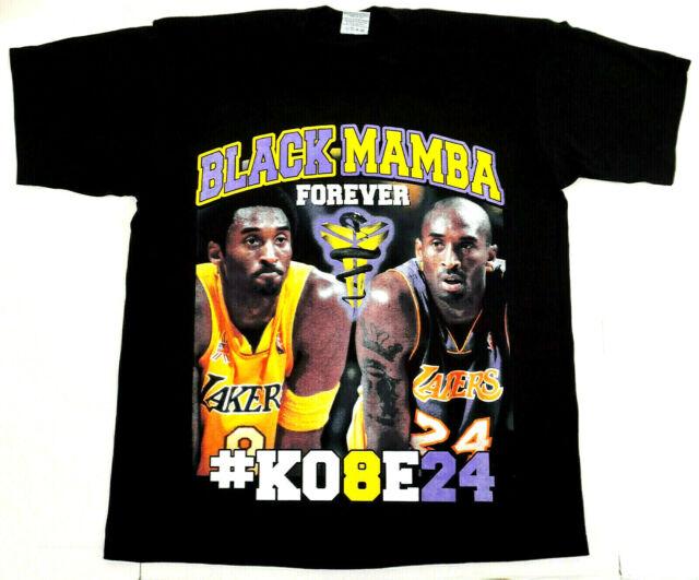 Nike Kobe 24 Black Mamba T-shirt