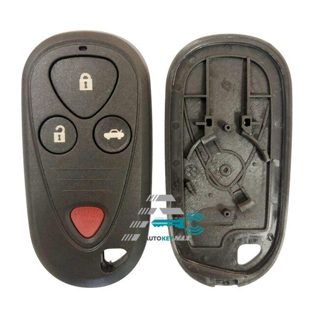 For Honda Acura TSX TL RL CL Keyless Entry Remote Key Fob