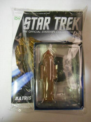 """Eaglemoss Star Trek Starships #159 /""""The batris/"""""""