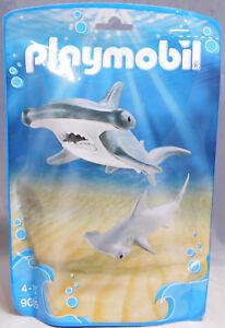 PLAYMOBIL-Tuete-9065-Hammerhai-Hai-Fisch-Baby-Hammerhai-Shark-Zoo-Aquarium-NEU