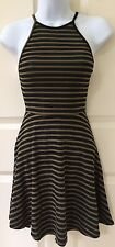 NEW Urban Outfitters Silence Noise Women Stretch Knit Summer Mini Dress Size XS