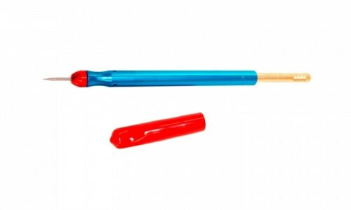SLIDE HAMMER for perfect mini bulls-eyes removing loose glass and contaminates