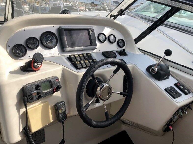 San Boat 980 Cuddy, Motorbåd, årg. 2006