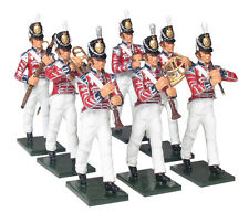 W Britains 43158 - The Band of the Coldstream Regiment of Foot Guards