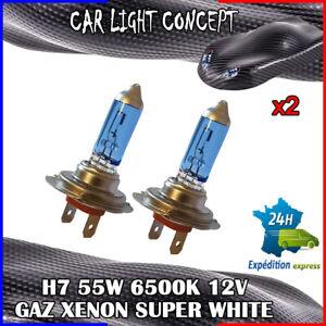 ampoule-xenon-H7-de-voiture-55-w-12-v-SUPER-WHITE-pour-phare-blanc-optique-X-2